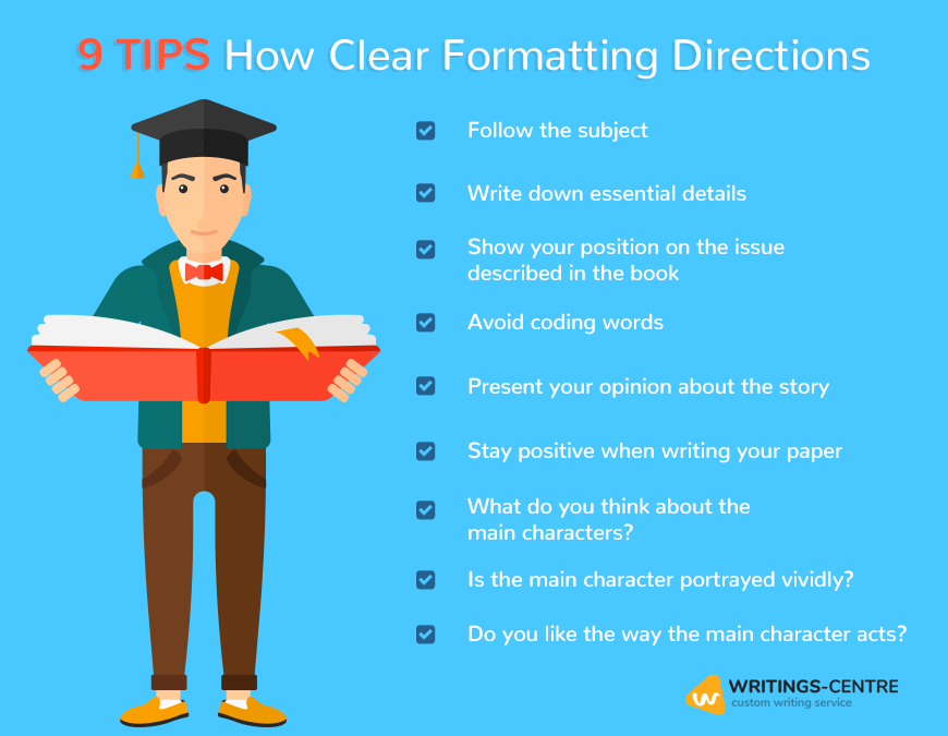 9 Tips How Clear Formatting Directions